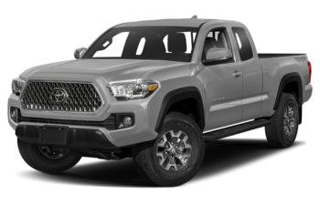2019 Toyota Tacoma - Silver Sky Metallic