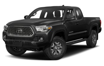 2019 Toyota Tacoma - Midnight Black Metallic