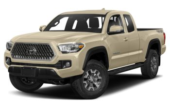 2019 Toyota Tacoma - Quicksand