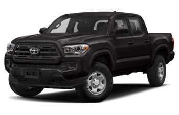 2019 Toyota Tacoma - Magnetic Grey Metallic