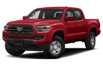 2019 Toyota Tacoma - Barcelona Red Metallic