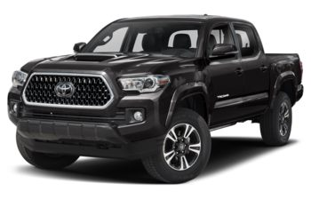 2019 Toyota Tacoma - Magnetic Grey Metallic