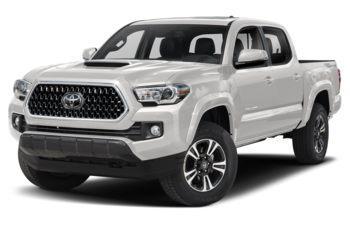 2019 Toyota Tacoma - Alpine White