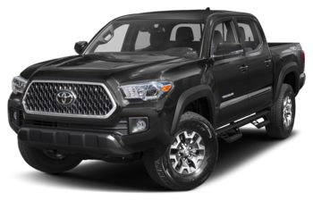 2019 Toyota Tacoma - Midnight Black Metallic