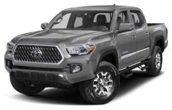 2019 Toyota Tacoma - Cement Grey Metallic