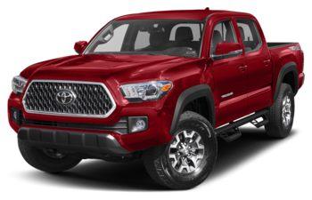 2019 Toyota Tacoma - Barcelona Red Metallic