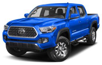 2019 Toyota Tacoma - Voodoo Blue