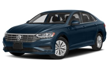 2021 Volkswagen Jetta - Silk Blue Metallic