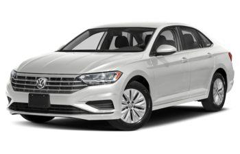 2021 Volkswagen Jetta - Pure White