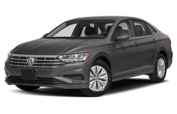2021 Volkswagen Jetta - Platinum Grey Metallic