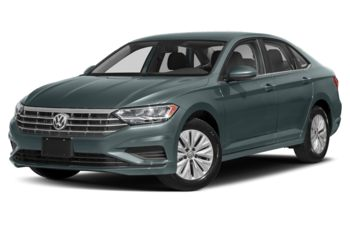 2020 Volkswagen Jetta - Sage Metallic