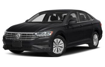 2021 Volkswagen Jetta - Solid Black