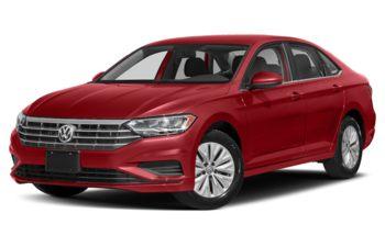 2020 Volkswagen Jetta - Tornado Red
