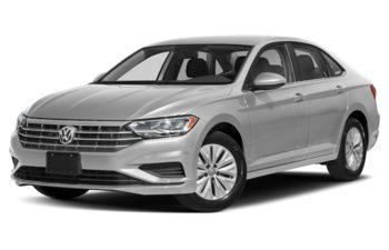 2019 Volkswagen Jetta - White Silver Metallic