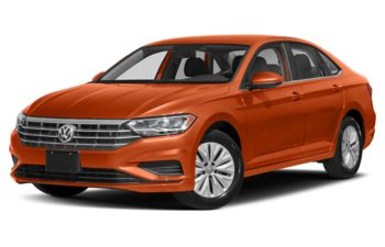 2020 Volkswagen Jetta - Habanero Orange Metallic