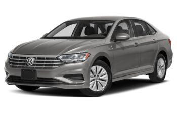 2020 Volkswagen Jetta - Pyrite Silver Metallic