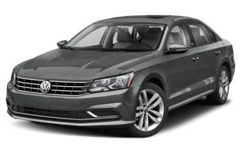 2019 Volkswagen Passat - Platinum Grey Metallic