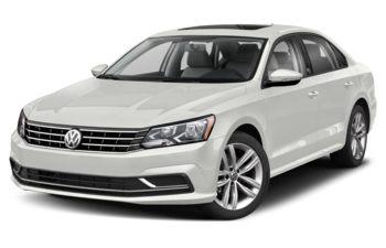 2019 Volkswagen Passat - Pure White