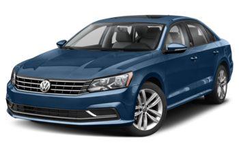 2019 Volkswagen Passat - Tourmaline Blue Metallic