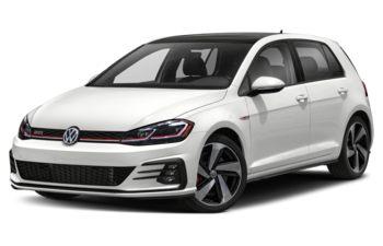 2020 Volkswagen Golf GTI - Pure White