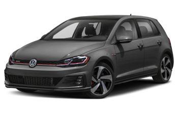 2020 Volkswagen Golf GTI - Platinum Grey Metallic