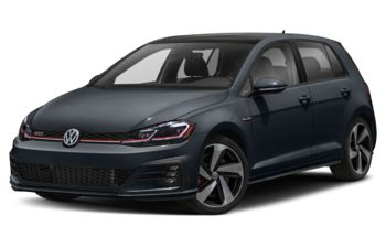 2021 Volkswagen Golf GTI - Dark Iron Blue Metallic