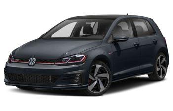 2021 Volkswagen Golf GTI - Dark Iron Blue Metallic