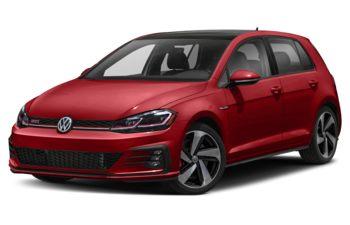 2020 Volkswagen Golf GTI - Tornado Red