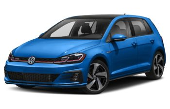 2021 Volkswagen Golf GTI - Cornflower Blue
