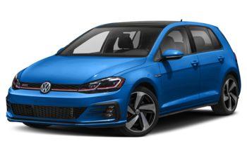 2021 Volkswagen Golf GTI - Cornflower Blue
