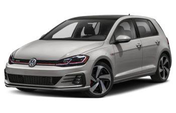 2020 Volkswagen Golf GTI - Tungsten Silver Metallic