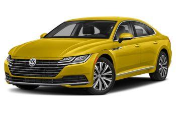 2020 Volkswagen Arteon - Kurkuma Yellow Metallic