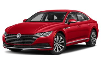 2019 Volkswagen Arteon - Chili Red Metallic
