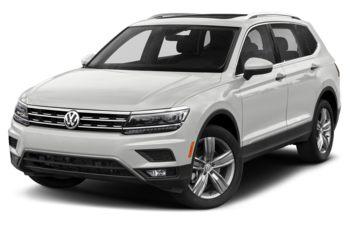 2020 Volkswagen Tiguan - Pure White