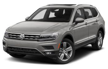 2021 Volkswagen Tiguan - Pyrite Silver Metallic