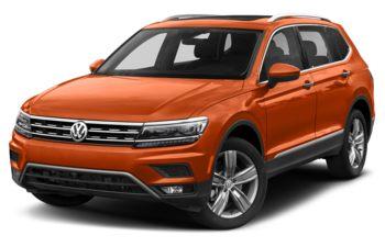 2020 Volkswagen Tiguan - Habanero Orange Metallic