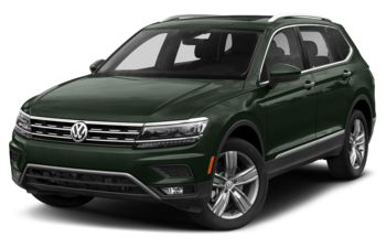 2020 Volkswagen Tiguan - Dark Moss Green Metallic