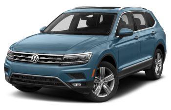 2021 Volkswagen Tiguan - Stone Blue Metallic