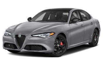 2021 Alfa Romeo Giulia - Silverstone Grey Metallic