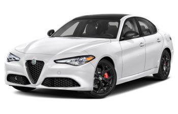 2021 Alfa Romeo Giulia - Alfa White