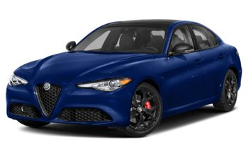 2021 Alfa Romeo Giulia - Anodized Blue Metallic