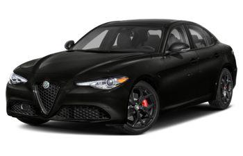 2021 Alfa Romeo Giulia - Alfa Black