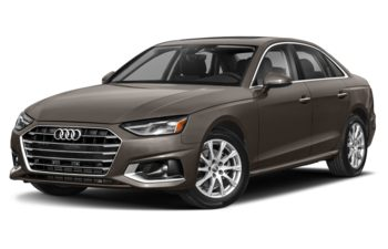 2021 Audi A4 - Mythos Black Metallic