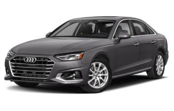 2020 Audi A4 - Quantum Grey