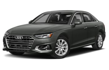 2020 Audi A4 - Brilliant Black
