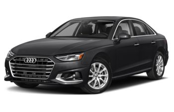 2021 Audi A4 - Manhattan Grey Metallic