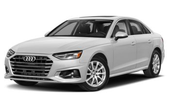 2020 Audi A4 - Terra Grey Metallic