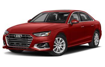 2020 Audi A4 - Tango Red Metallic