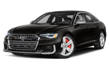 2021 Audi S6 - Mythos Black Metallic