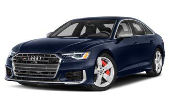 2021 Audi S6 - Navarra Blue Metallic